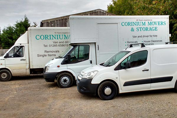 Corinium Movers And Storage Of Cirencester